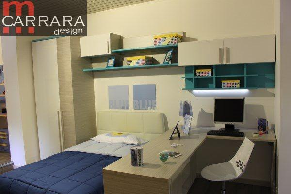 Carrara design il negozio di cucine componibili - Camere per bambini design ...
