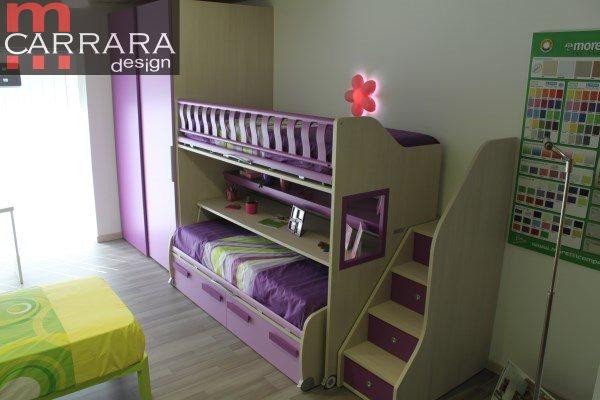 Camerette moretti compact camerette per ragazzi bambini - Camerette moretti compact ...
